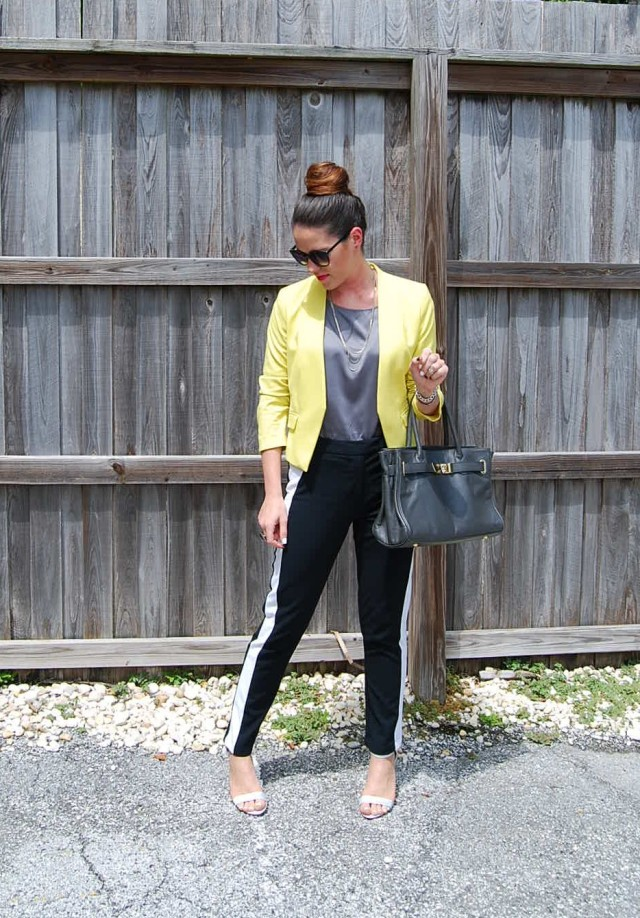 tuxedo pants | three wishes style