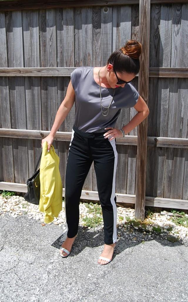tuxedo pants | three wishes style