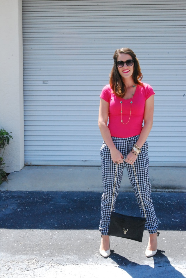slouchy pants | three wishes style