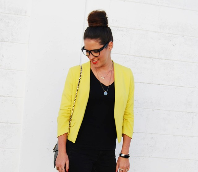 4Black Yellow | three wishes style
