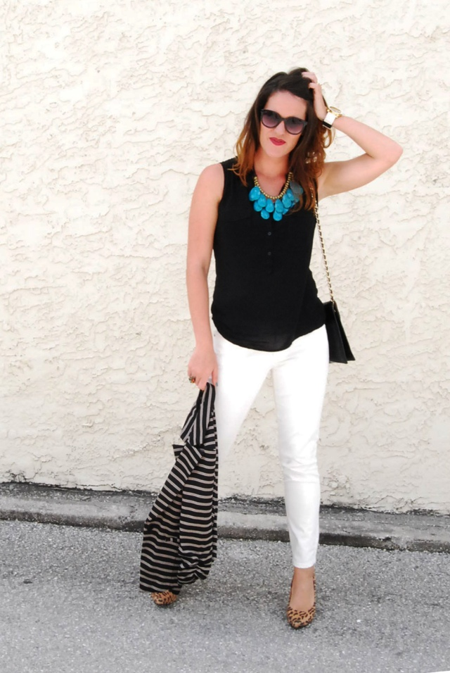 White Jeans | three wishes style