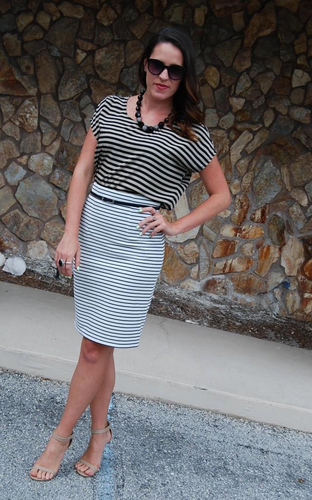 stripes on stripes | three wishes style