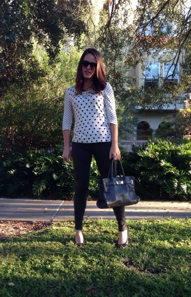 seeing spots | three wishes style