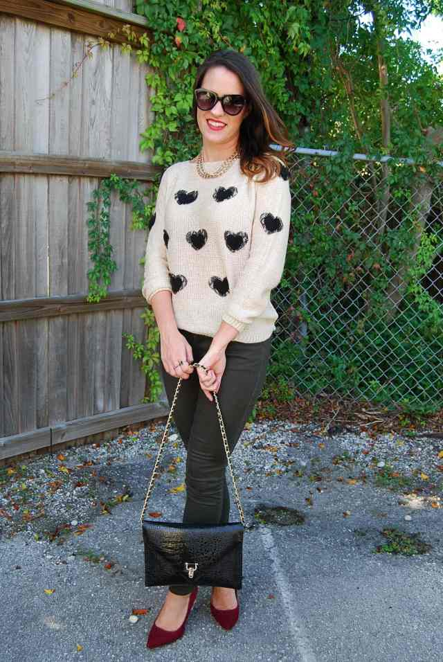 sweater weather | three wishes style