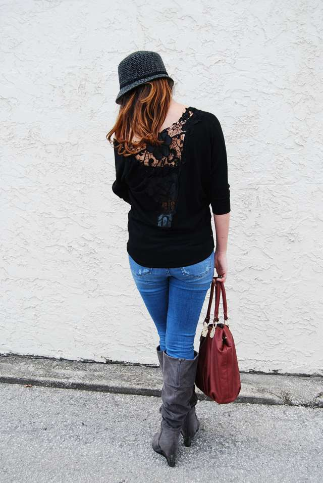 fall look | three wishes style