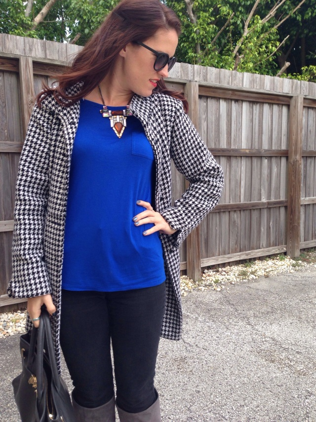 houndstooth | three wishes style