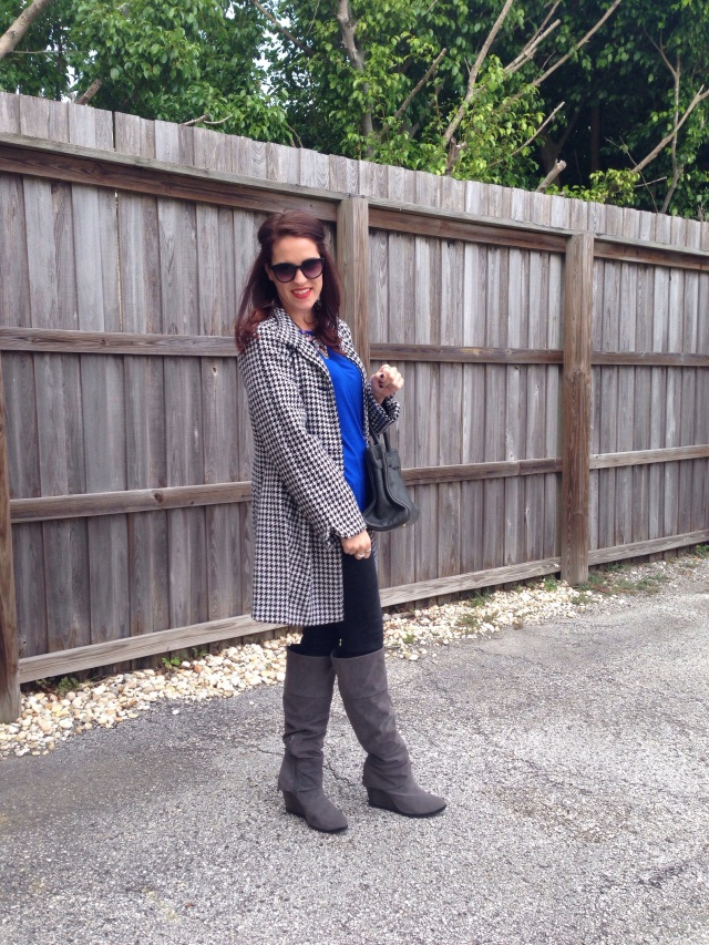 houndstooth   three wishes style