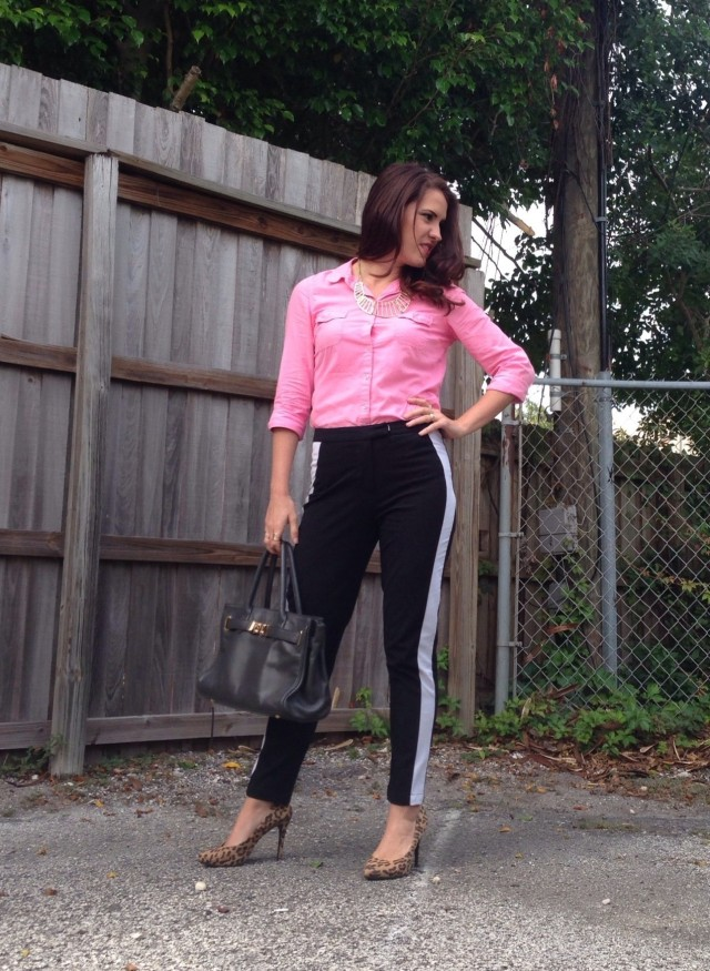 pretty in pink | three wishes style