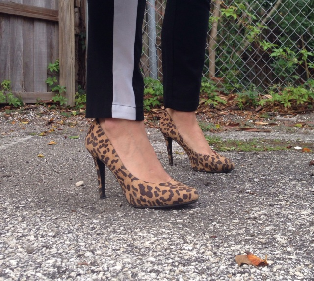 leopard shoes | three wishes style