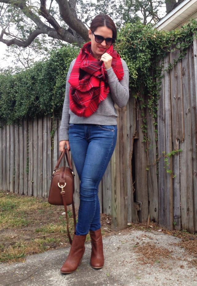 BIG scarf | three wishes style