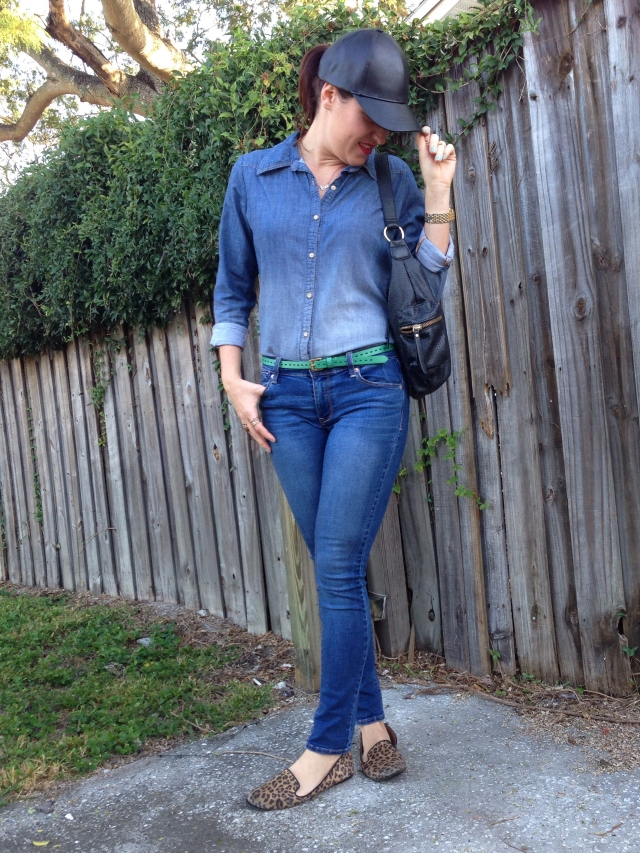 blue jean lady | three wishes style