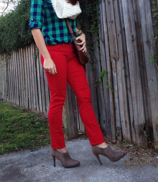 Green and Red | three wishes style