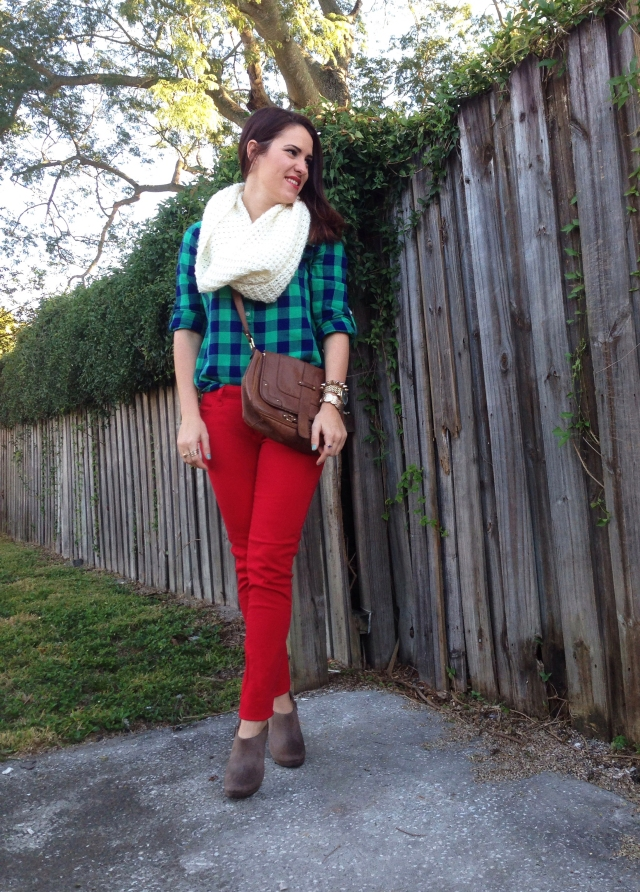Red and Green | three wishes style