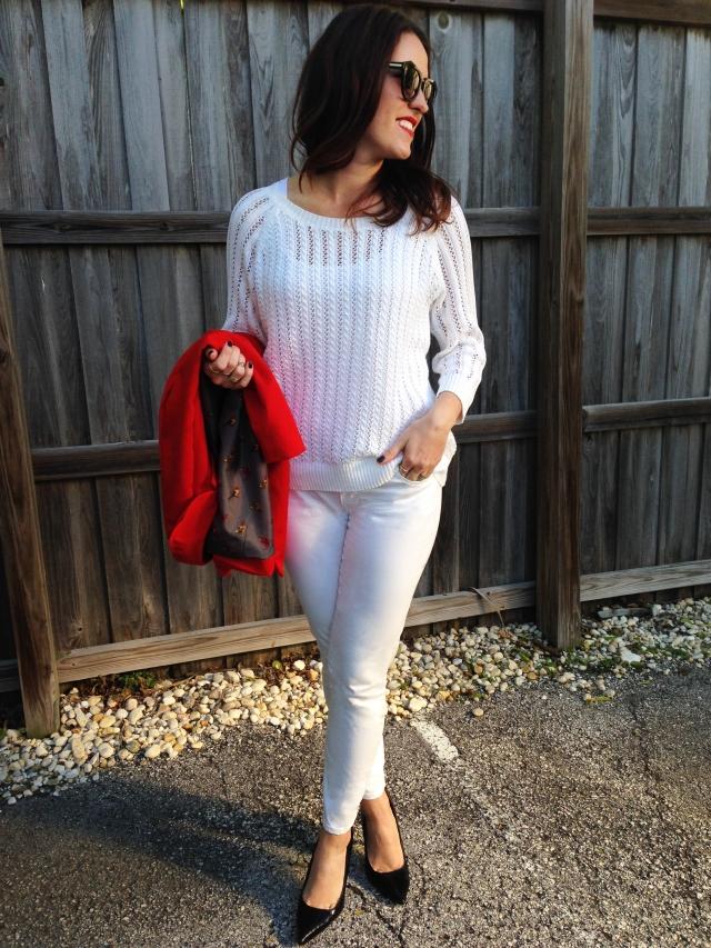 white on white | three wishes style