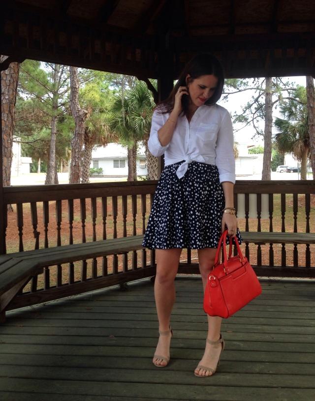 4orange purse | three wishes style
