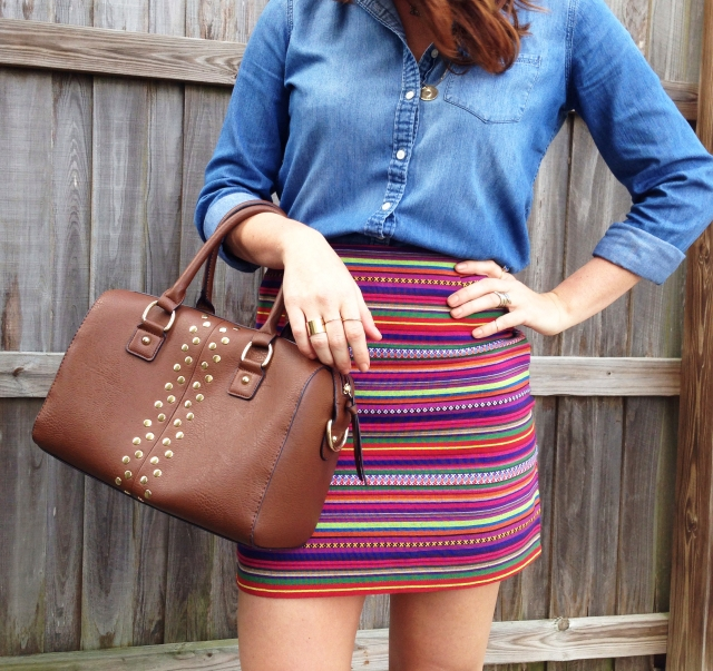 4tribal skirt | three wishes style