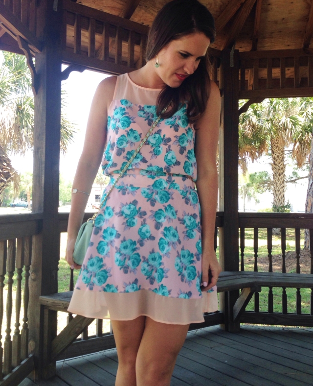 floral seperate | three wishes style