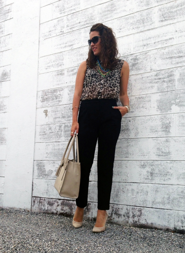 black leopard | three wishes style