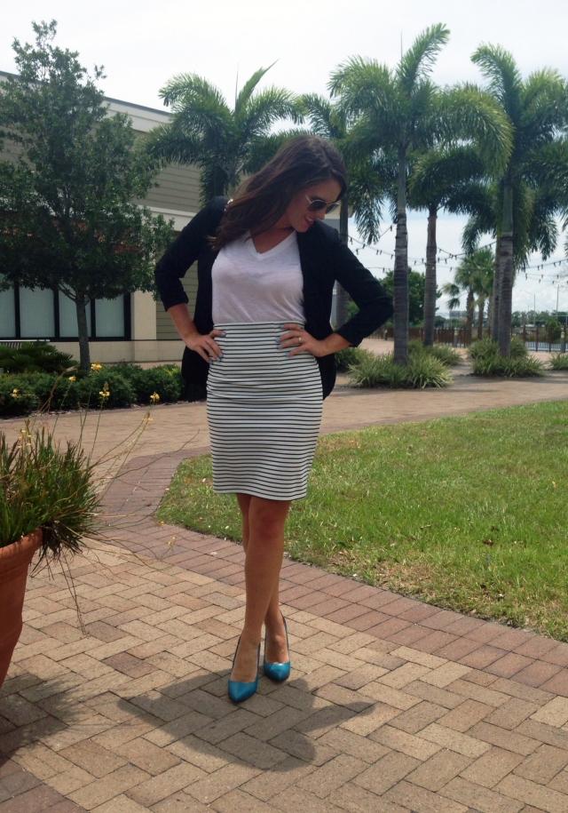 white stripes | three wishes style