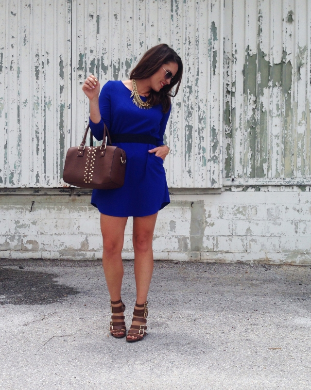 10 blue dress | three wishes style