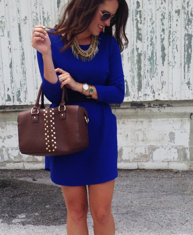 11 blue dress | three wishes style