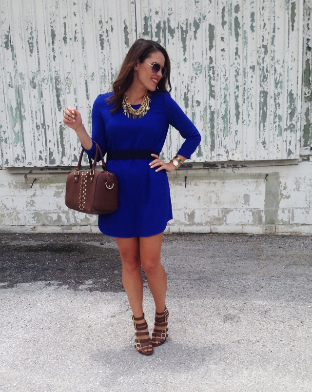 13 blue dress | three wishes style