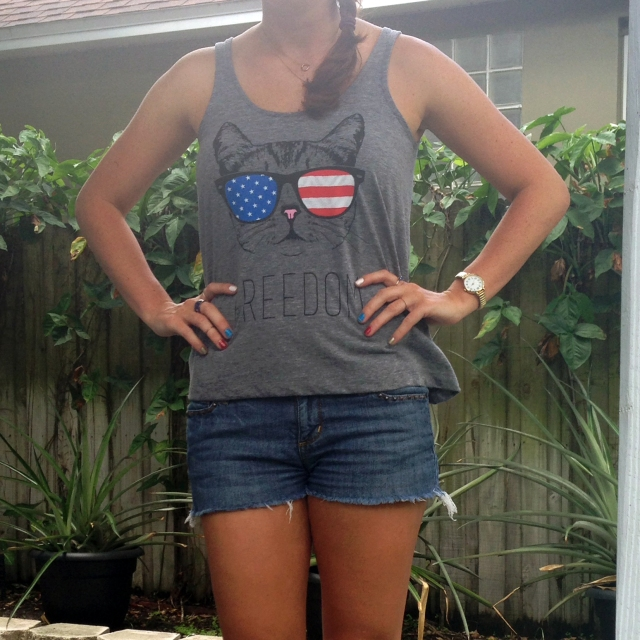4th of july | three wishes style