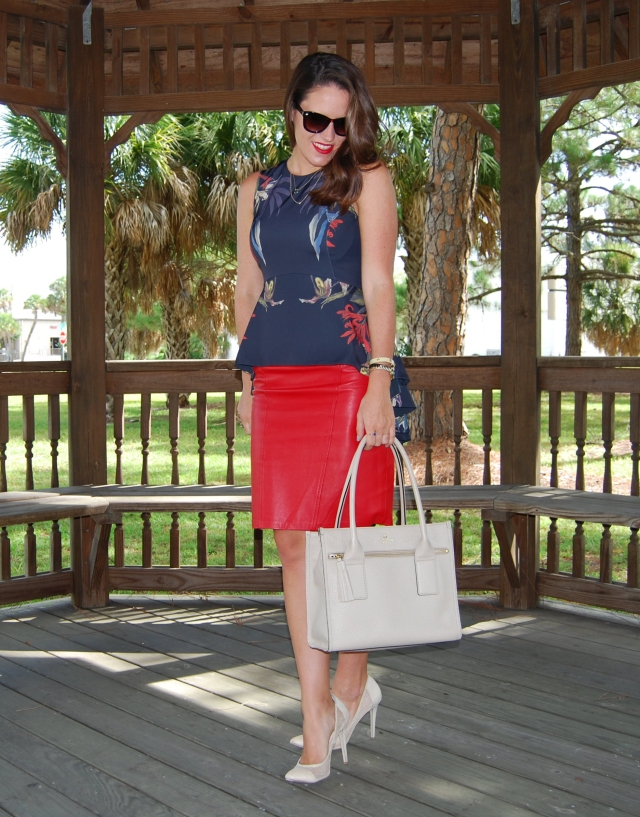 peplum | three wishes style