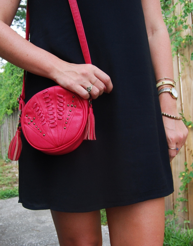 2black dress | three wishes style
