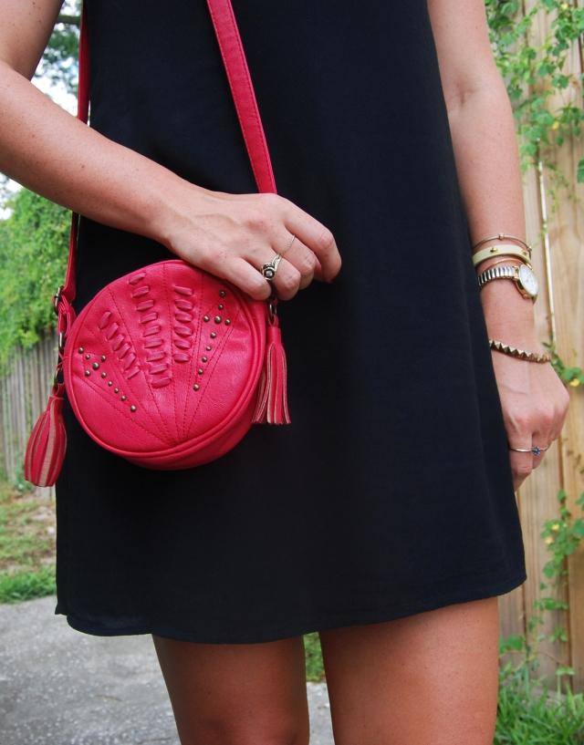 2black dress | three wishes style