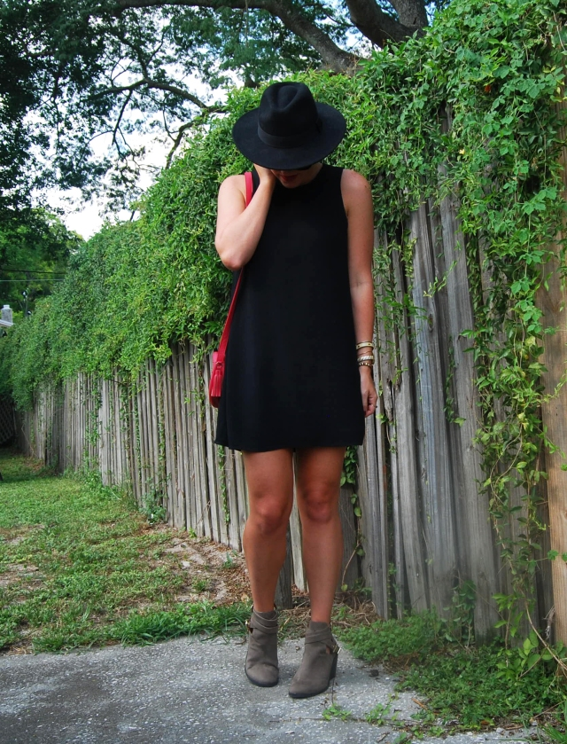 3black dress | three wishes style