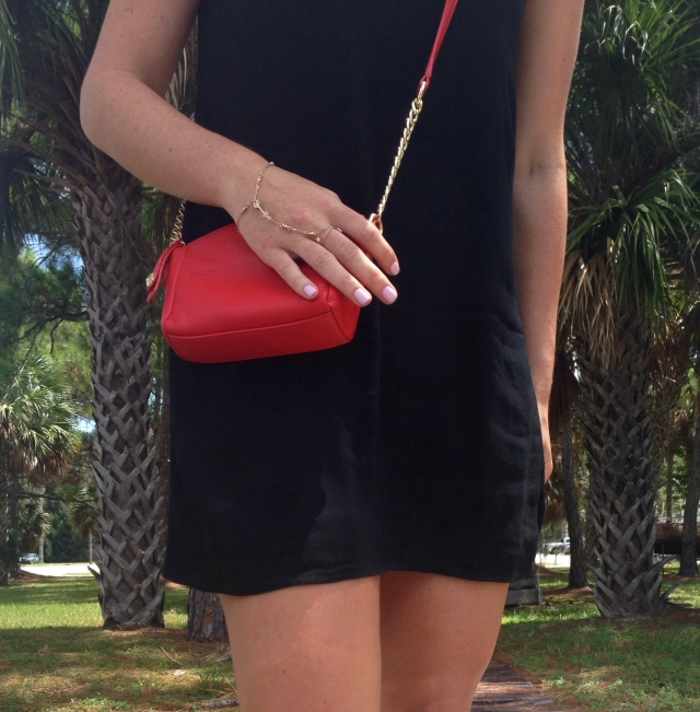 5black dress | three wishes style