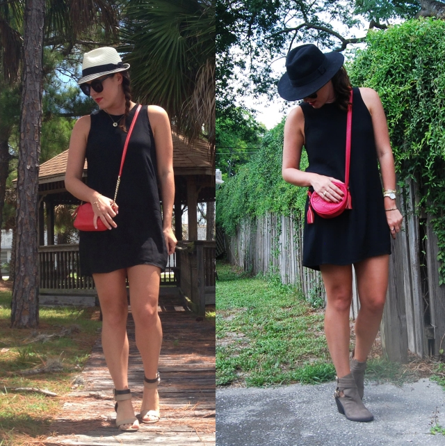 one dress two ways | three wishes style