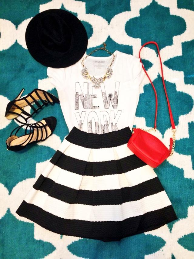 Striped Skirt1.1