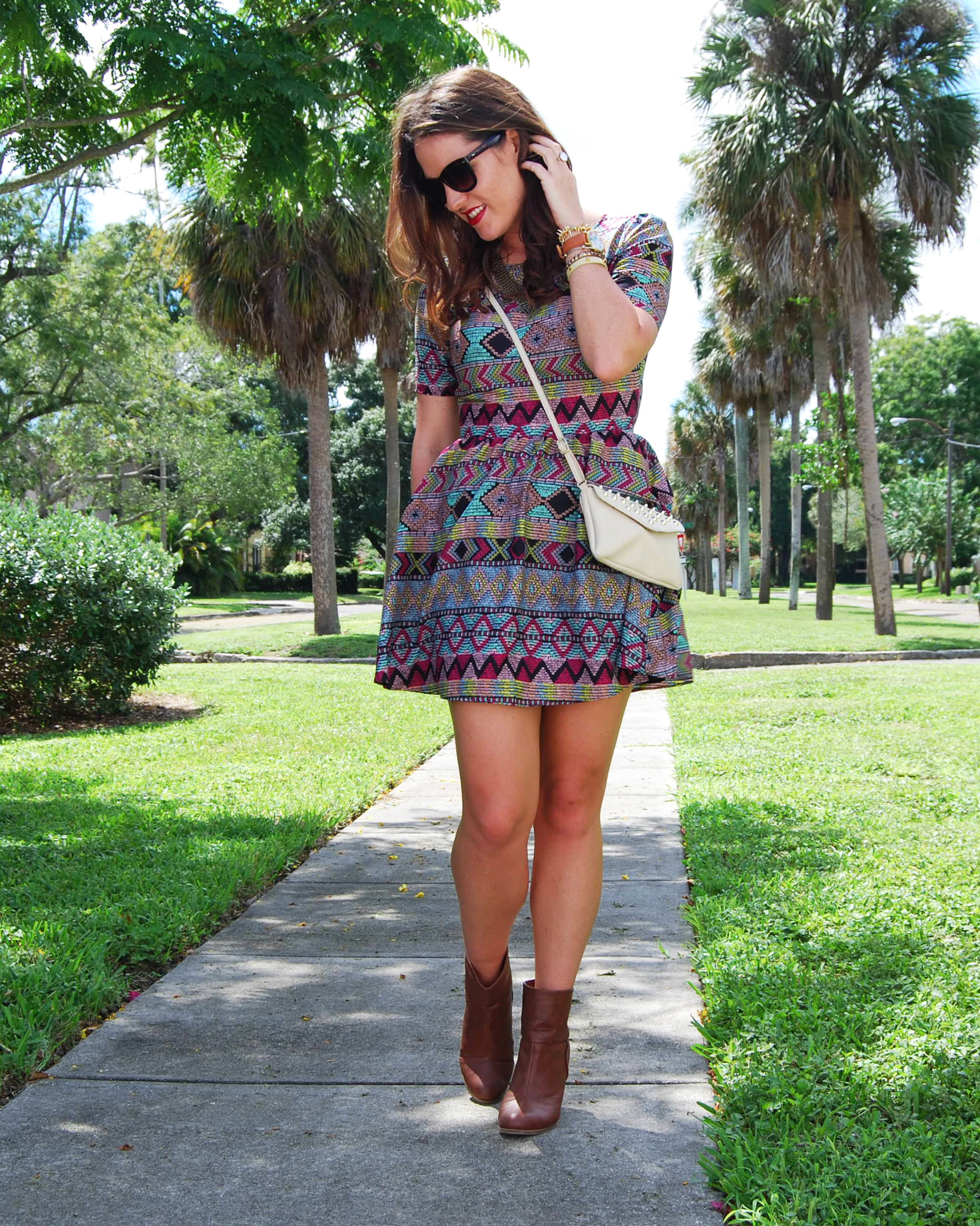 Tex Mex Dress Three Wishes Style