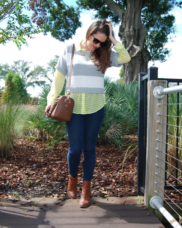 layered stripes | three wishes style