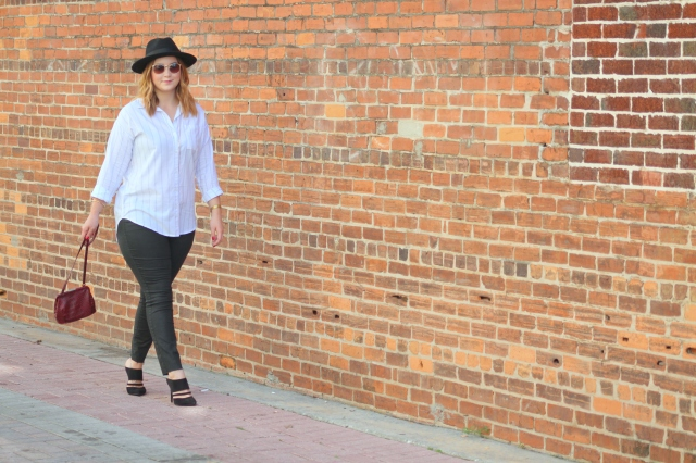 white button down | forever fashioned