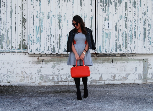 orange + black | three wishes style