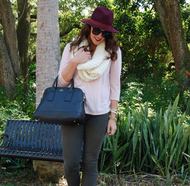 scarf + hat | three wishes style