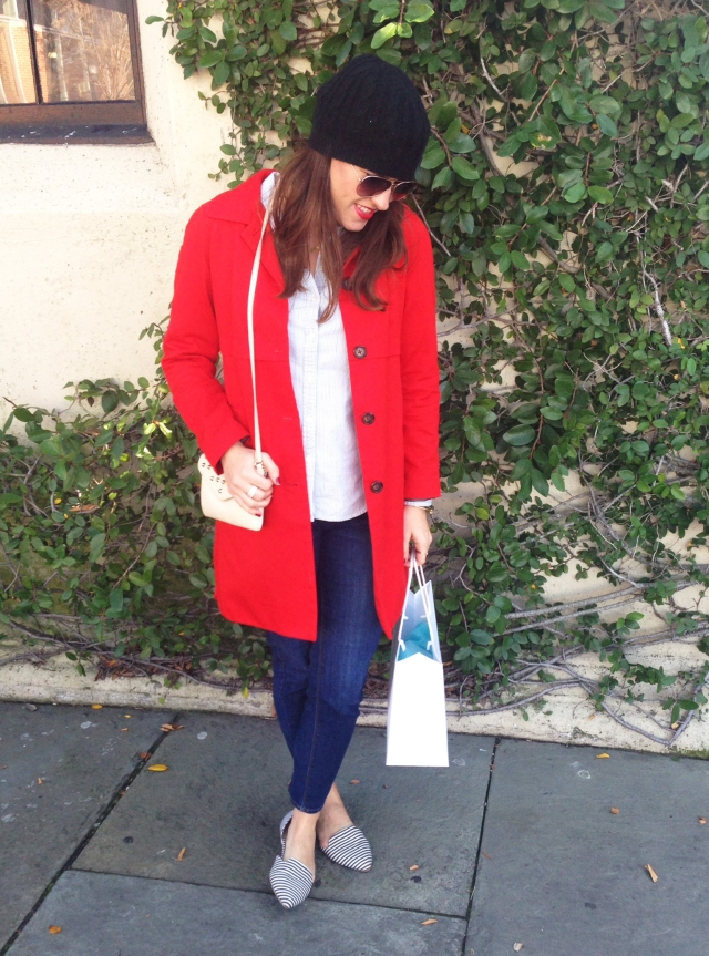 red jacket| three wishes style