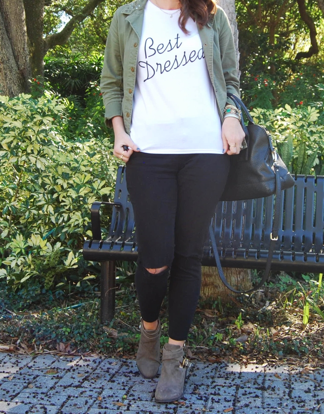 4Best Dressed | three wishes style