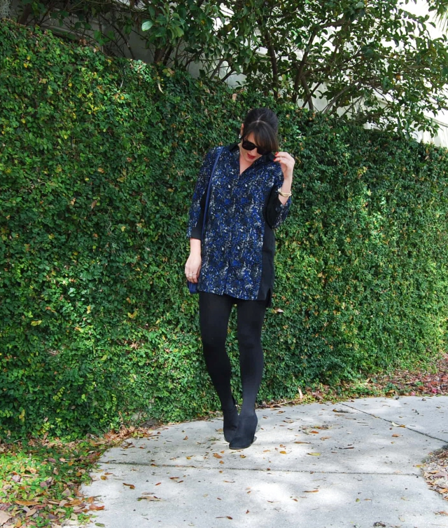 black + blue | three wishes style