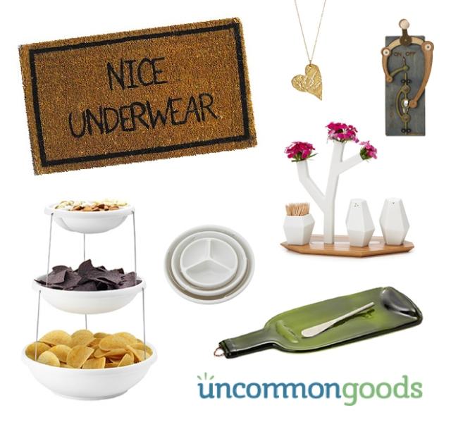 Uncommon Goods Header