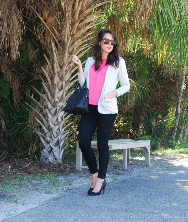 1 fun blazer | three wishes style
