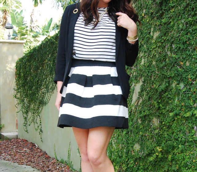 1 stripes | three wishes style