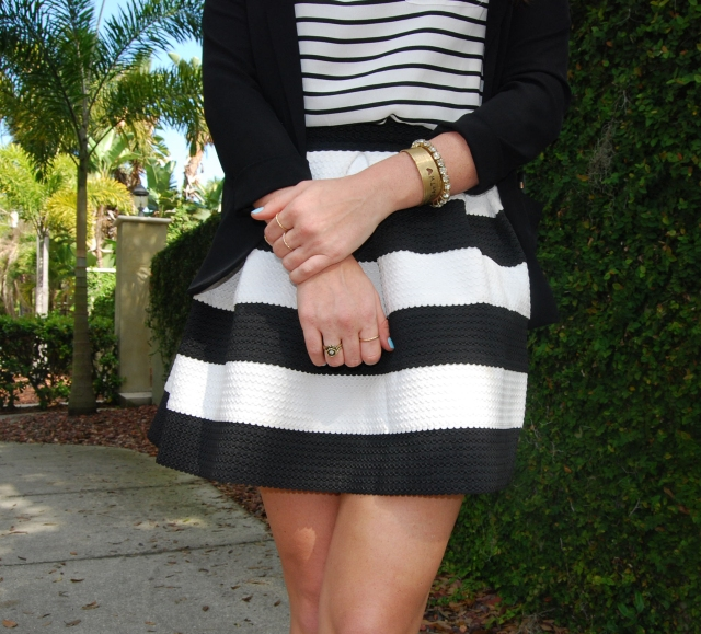 7 stripes | three wishes style