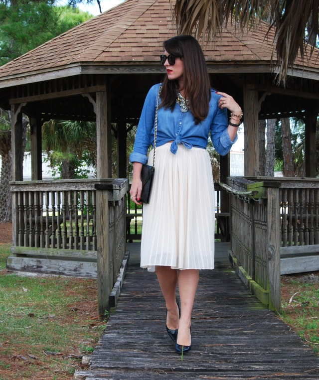 2 cream midi | three wishes style