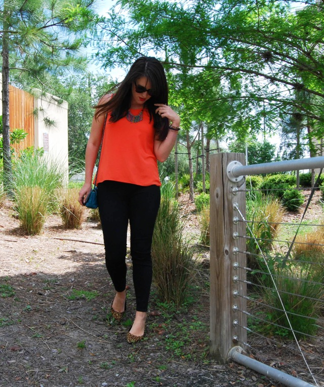 3 black and orange | three wishes style