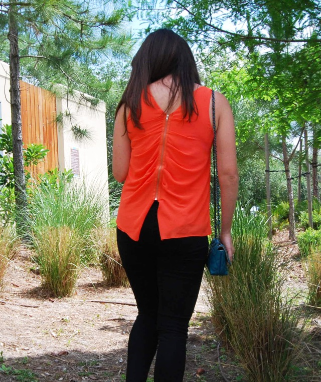5 black and orange | three wishes style