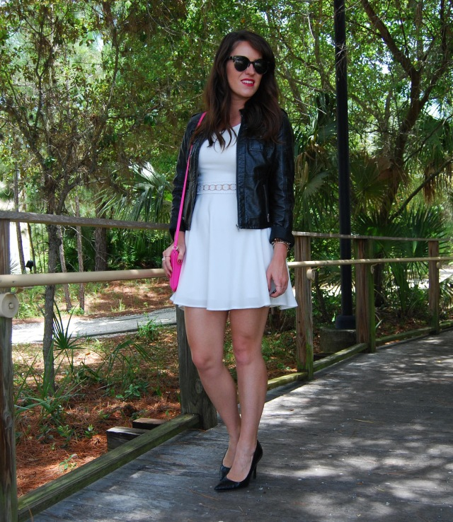 4 white dress | three wishes style
